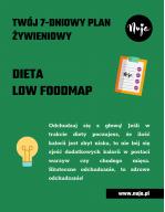 Jadłospis dieta low foodmap warszawa dieta sokowa