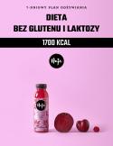 Jadłospis Dieta bez glutenu i laktozy - 1700 kcal