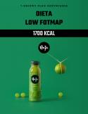 Jadłospis Dieta Low Fodmap - 1700 kcal