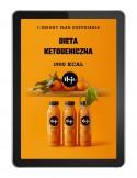 Jadłospis Dieta Ketogeniczna - 1900 kcal