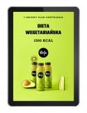 Jadłospis Dieta Wegetariańska - 1500 kcal