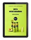 Jadłospis Dieta Wegetariańska - 1700 kcal