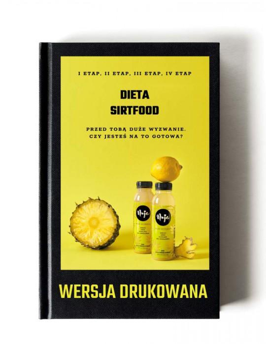 Książka Jadłospis Dieta SIRTFOOD