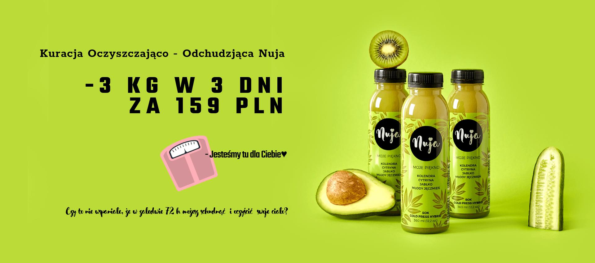 Dieta Sokowa Nuja.pl